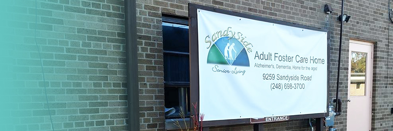 Sandyside Senior Living Selects Vincent James Marketing, LLC to Increase Brand Awareness